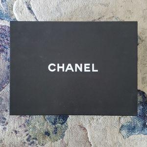 Chanel Shoe Box